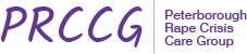 Peterborough Rape Crisis Care Group Logo